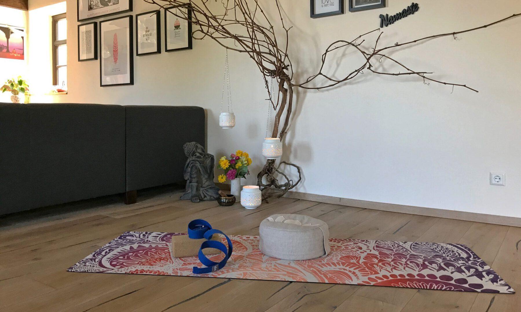 YogaArt - Dein Yogastudio in Chemnitz